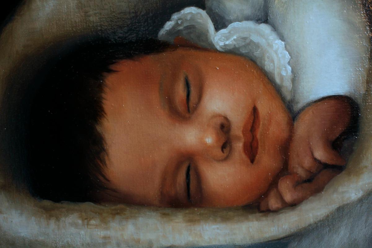 portrettmaleri Camilla Målen Design