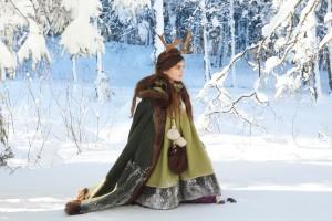 Vinter i Ranaheim og reisen til Mattiskaret.